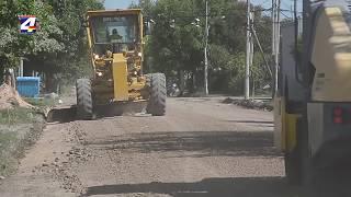Iniciaron obras de recuperación a nuevo de 30 cuadras y la reparación de otras 50 en la zona portuar