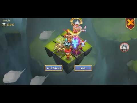 Lava 4 Setup Castle Clash