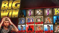 BIG WIN!! Vampires BIG WIN - Casino game from Casinodaddy stream