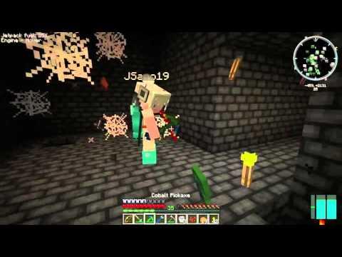 Minecraft Space Chickens - S3E31 - Boss Please