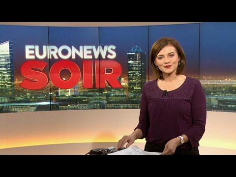 euronews (en français): Euronews soir : l'actualité du mardi 18 décembre