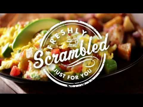 Freshly Scrambled: The Anaheim Scrambler by Corner Bakery Cafe