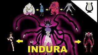 Explicación: Todos los Tipos de demonios - Nanatsu no Taizai