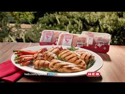 New San Antonio Spurs HEB Commercials of 2016 Ft  Tim Duncan, Kawhi Leonard, Tony Parker