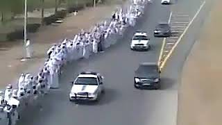 Imran Khan first visit protocol in  Saudi Arabia