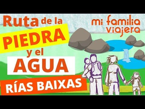 RUTA de la PIEDRA y el AGUA - RIAS BAIXAS - Armenteira
