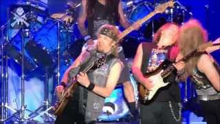 Iron Maiden-The Trooper (Live in Download Fest 2013)