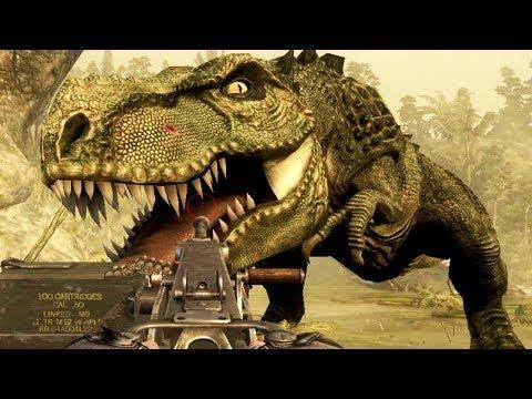 TYRANNOSAURUS REX BOSS - Jurassic: The Hunted