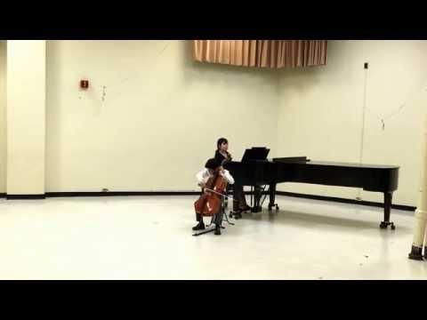 Allegro Appassionato, Op. 43 in B Minor, Saint-Saëns