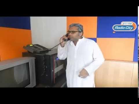 Radio City Joke Studio Kishore Kaka Phone | RadioCity 91.1 FM