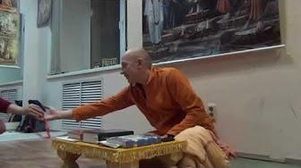 Шримад Бхагаватам 1.8.35 - Санкиртан Прабху
