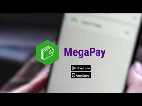 MegaPay – ылдам жана оңой төлөңүз!