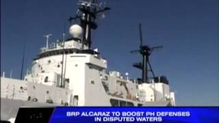 New Philippine warship arriving in August