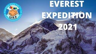 Everest Expedition Crossing Ladder   Why Climb Mount Everest ? Friendship World Treks
