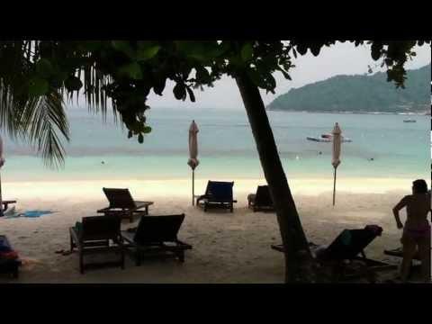 Our room Tuna Bay Resort, Perhentian Islands