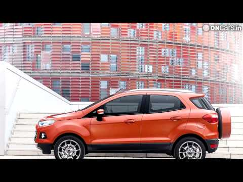 Made-in-India EcoSport will be sold in Europe, Says Ford