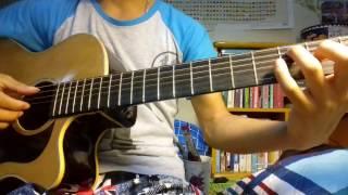 Guitar cover  Phía sau một cô gái - by Minh Tuấn