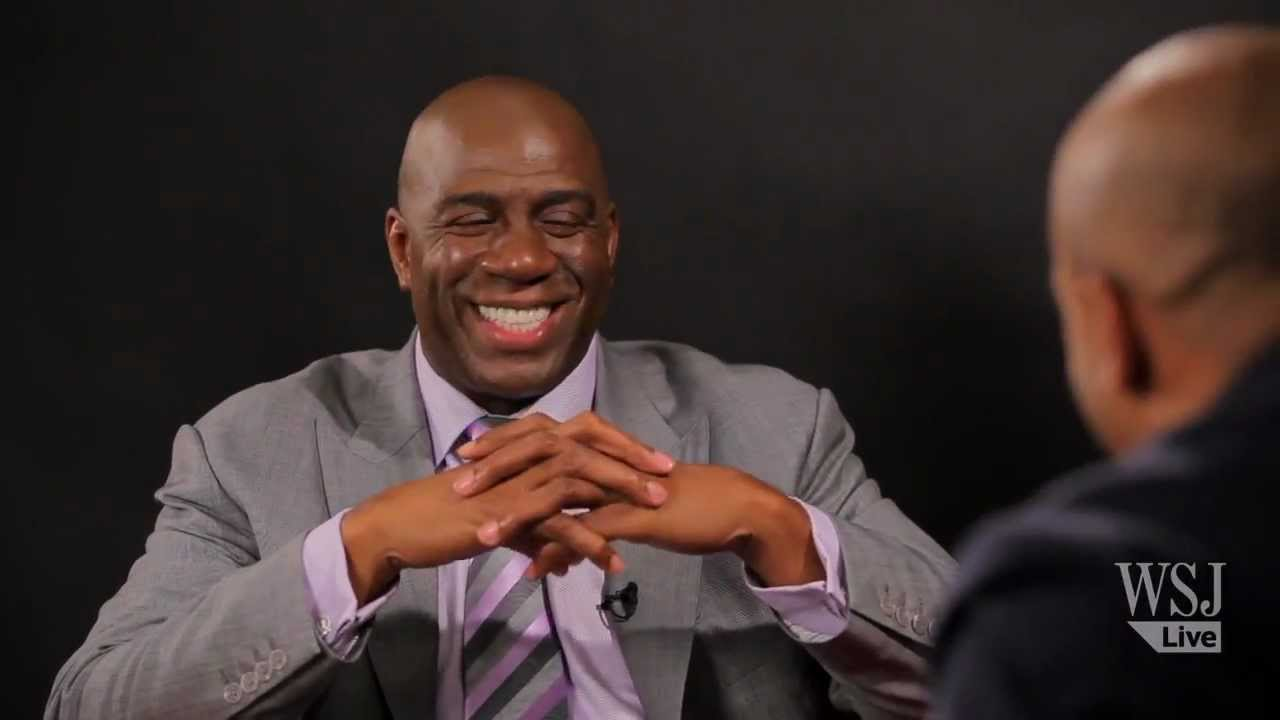 Magic Johnson Discusses His New TV Network Other