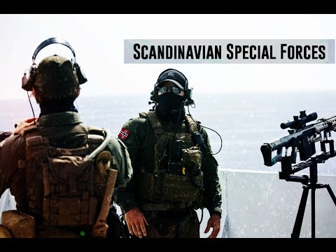 Scandinavian Special Forces • Strong, Brave, Ready