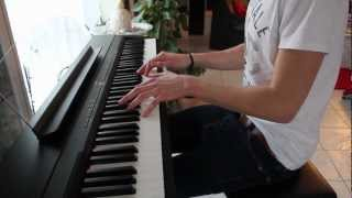 Andreas Bourani - Nur in meinem Kopf (Piano Cover)