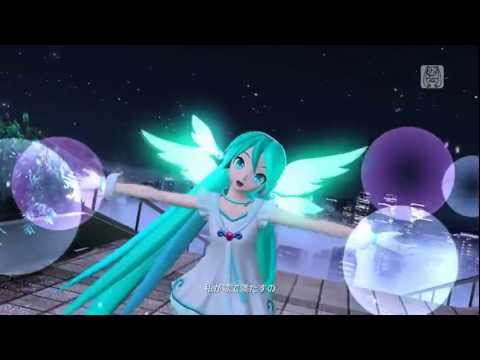 "Hatsune Miku ""Finder"" "" ファインダー"" Project Diva Dreamy Theater 2nd (HD)"