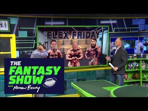 Flex Friday with Dan Graziano   The Fantasy Show   ESPN