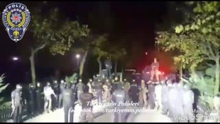 İstanbul Çevik Kuvvet Özel Tim, Özel Harekat ve Terörle Mücadele polisleri intikam yemini ettiler