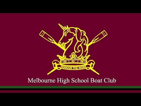 off season - Melbourne High School Rowing Video 2016