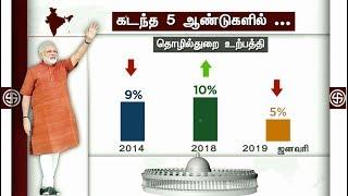 கடந்த 5 ஆண்டு மோடி ஆட்சியின் வளர்ச்சிகள்...?   Modi | BJP | India