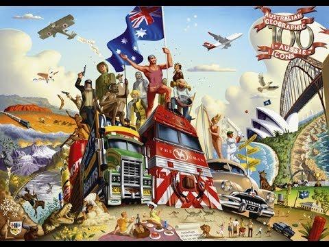 The Top 50 Australian Songs