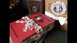 Vintage Junk Journals - Ephemera's Vintage Garden
