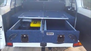 Titan drawer system