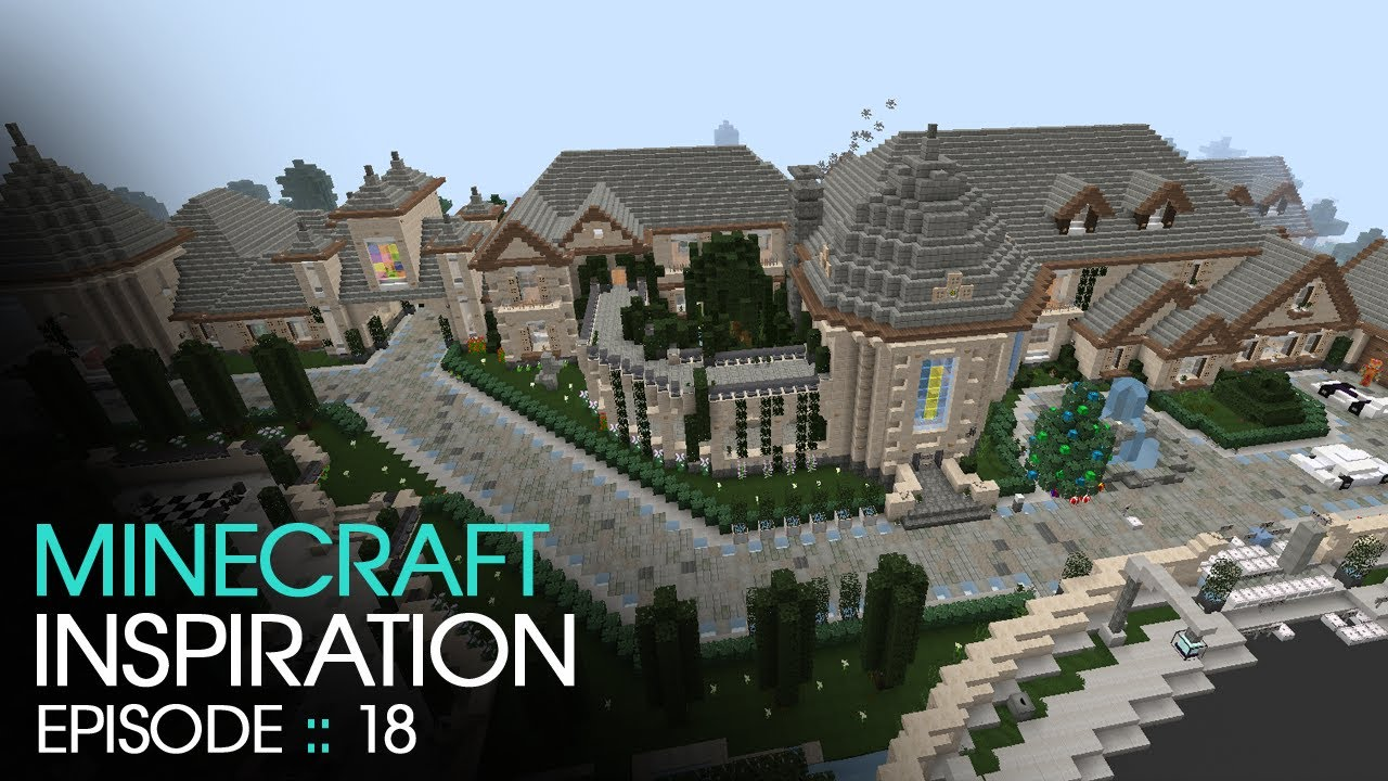how to find a big mincrraft house with a celic