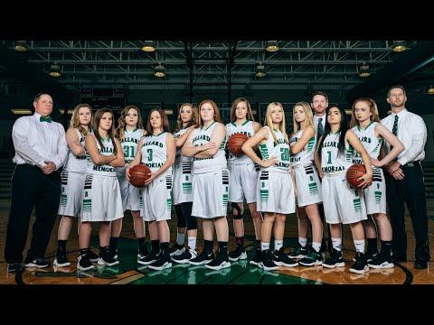 Ballard Memorial High School Lady Bomber Basketball Pregame Video