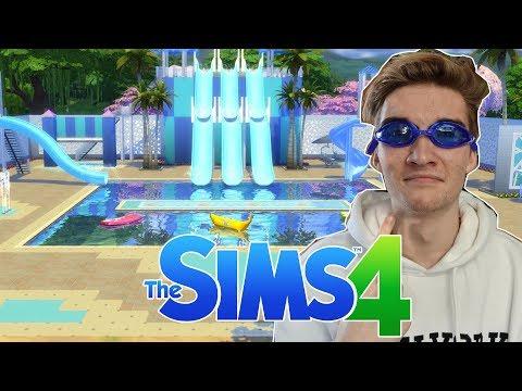 REUZEN NIEUW WATERPARK - The Sims 4 #207