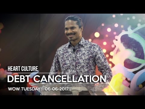 Kirby de Lanerolle | Debt Cancellation |  06th June 2017 | WOWLife Church