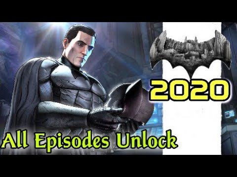 All Episodes Unlocked How To Install Batman The Telltale Series In Android New Batman High Graphics Youtube
