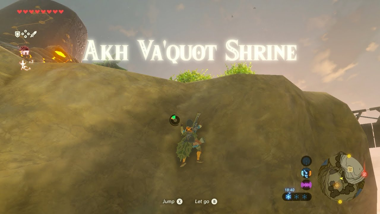 The Legend Of Zelda Breath Of The Wild Akh Va Quot Shrine Windmills Playthrough Youtube The challenge inside, named the windmills trial, is a puzzle that has you strike levers to manipulate the direction of multiple windmills. youtube