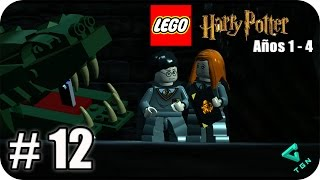 LEGO Harry Potter Años 1-4 - Capitulo 12 - El Basilisco - 1080p HD