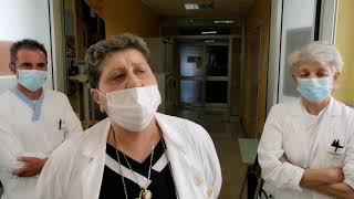 """Malattie infettive, Sciotti: """"Dimessi gli ultimi 2 pazienti e abbiamo dichiarato covid free"""""""