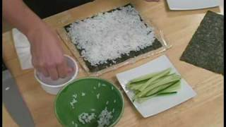 Cooking Tips : How to Roll Sushi