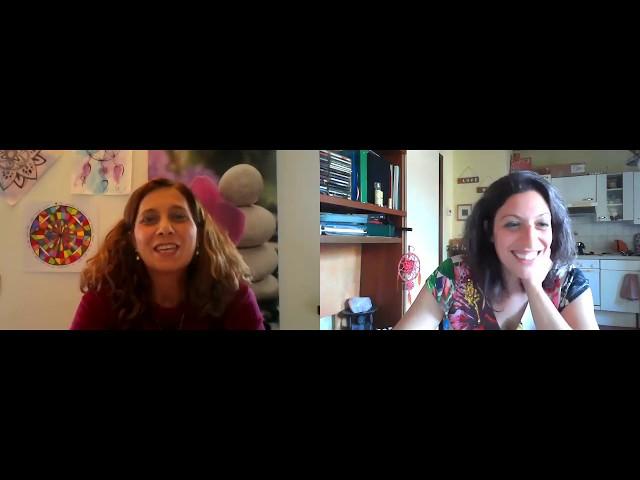 I DIALOGHI DEL CUORE #5 : MARISA STORGATO e la DANZA CONSAPEVOLE