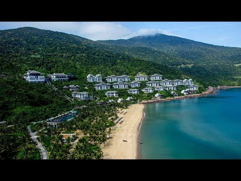 Best luxury Resort in Vietnam | InterContinental Danang Sun Peninsula Resort |