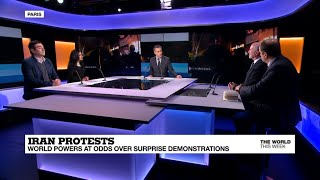 Iran protests: World powers at odds over surprise demonstrations (part 1)