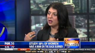Why Married Women Have A Backburner Relationship Dr. Romie on FOX 35 News Orlando