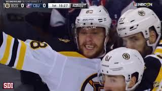 Boston Bruins - Round 2 Goals