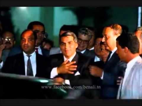 Le 7 Novembre 1987, Zine El Abidine Ben ali accède à la présidence de la Tunisie