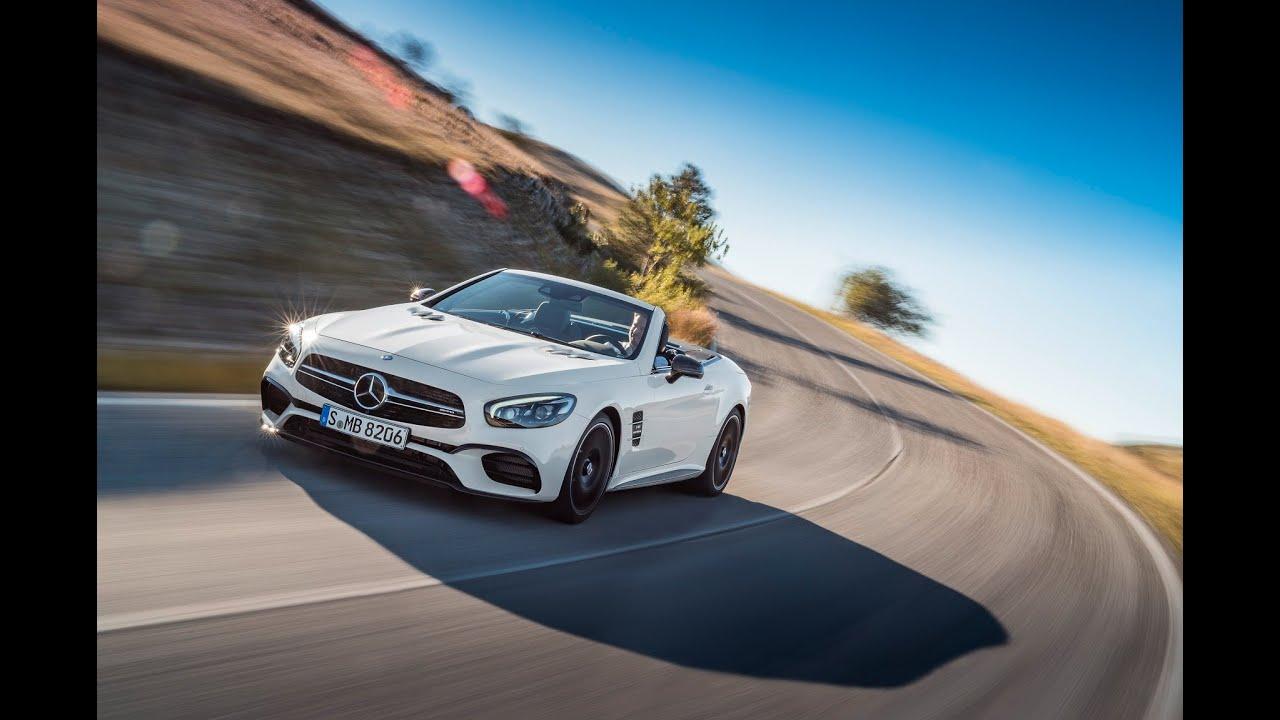 Mercedes Amg SL 63