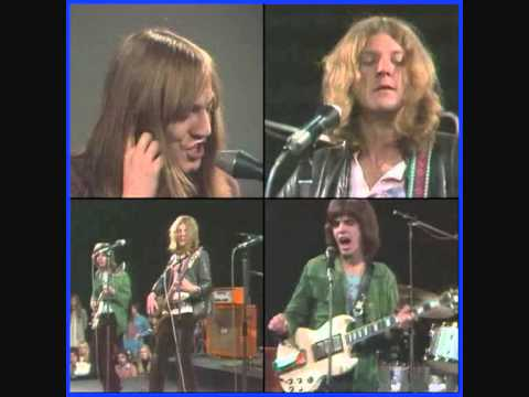 HUMBLE PIE : UK 1970 LIVE : HALLELUJAH - ( I LOVE HER SO ) .