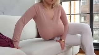 Repeat youtube video Agnetis Miracle and her Big Tits